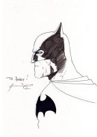Batman by Ariel Olivetti Comic Art